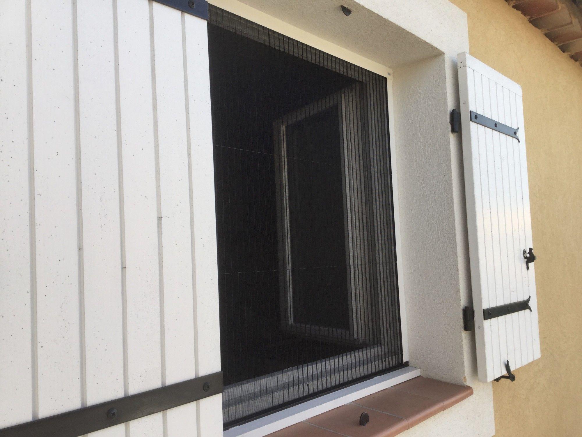 Moustiquaire Pour Fenetre Sur Mesure En Aluminium A Proximité De