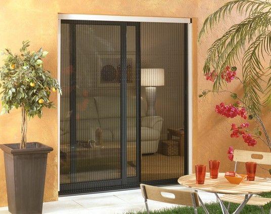 moustiquaire coulissante sur mesure pour fenetre et baie. Black Bedroom Furniture Sets. Home Design Ideas